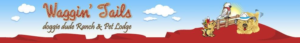Waggin' Tails  logo